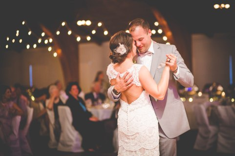 This first dance is all the good stuff!