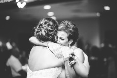 Kaitlyn chose to do a mother daughter dance, and it was perfect.